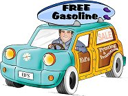 FREE GAS GIVEAWAY!!!